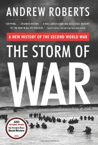 Storm of War A New History of the Second World War N/A edition cover
