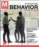 M - Organizational Behavior:   2015 edition cover