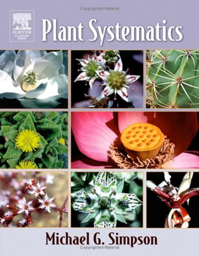Plant Systematics   2006 edition cover