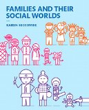 Families and Their Social Worlds  3rd 2016 9780133936605 Front Cover