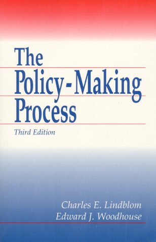 Policy Making Process  3rd 1993 (Revised) edition cover
