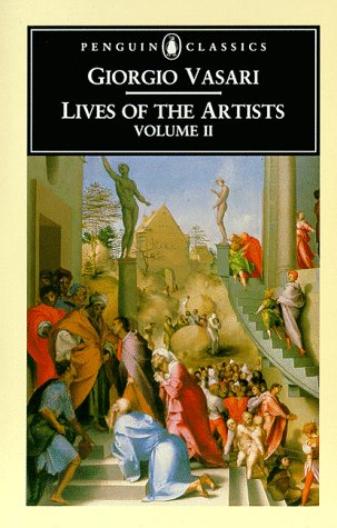 Lives of the Artists  2nd 2004 edition cover