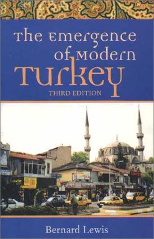 Emergence of Modern Turkey  3rd 2002 (Revised) edition cover