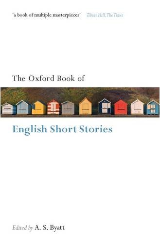 Oxford Book of English Short Stories  2nd 2009 edition cover