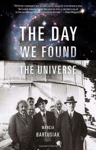 Day We Found the Universe  N/A edition cover