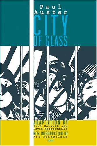 City of Glass   2004 (Revised) edition cover