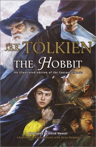 Hobbit   1990 (Reprint) edition cover