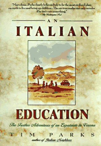 Italian Education 1st edition cover