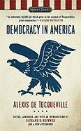 Democracy in America  Abridged  9780451531605 Front Cover
