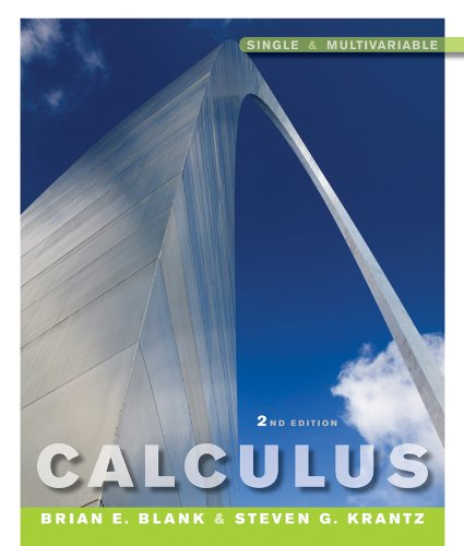 Calculus Single and Multivariable 2nd 2011 edition cover