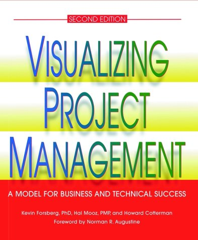 Visualizing Project Management A Model for Business and Technical Success 2nd 2000 9780471357605 Front Cover
