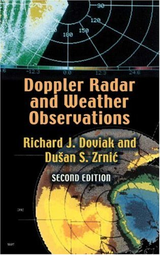 Doppler Radar and Weather Observations Second Edition 2nd 2006 edition cover