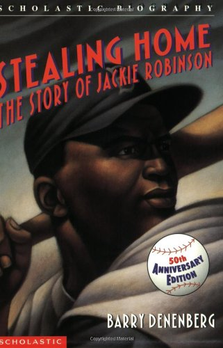 Stealing Home The Story of Jackie Robinson 50th edition cover