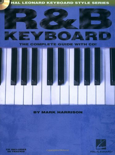 R and B Keyboard The Complete Guide N/A edition cover