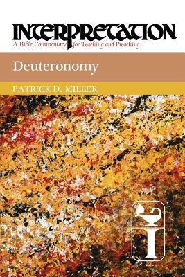 Deuteronomy Interpretation: A Bible Commentary for Teaching and Preaching  2012 edition cover