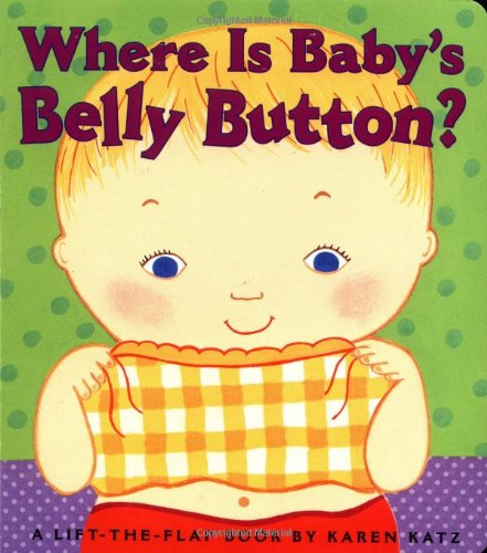 Where Is Baby's Belly Button?   2000 edition cover