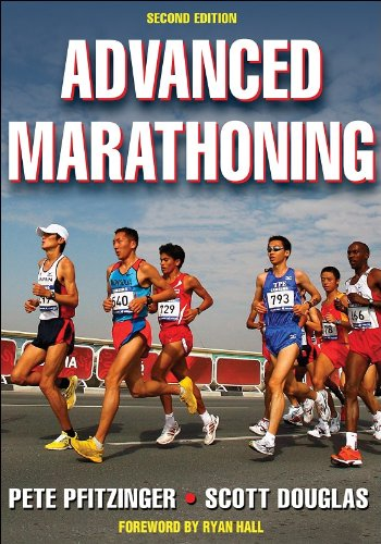Advanced Marathoning  2nd 2009 (Revised) 9780736074605 Front Cover