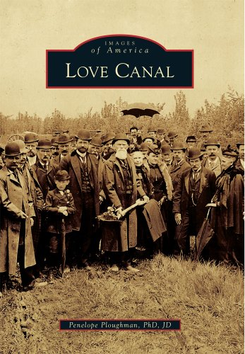 Love Canal   2013 9780738575605 Front Cover