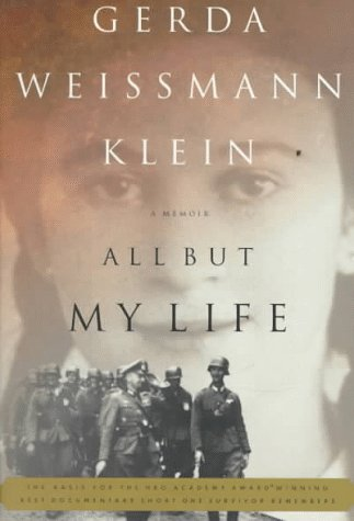 All but My Life A Memoir Expanded  edition cover