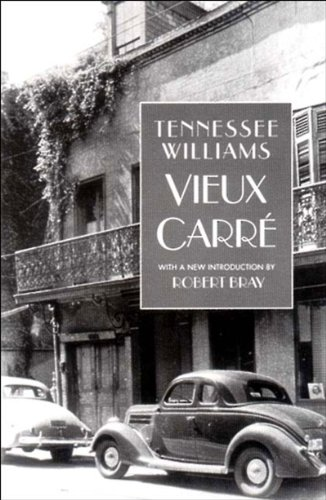 Vieux Carr�   2000 edition cover