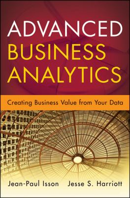 Win with Advanced Business Analytics Creating Business Value from Your Data  2013 edition cover