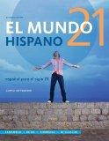 El Mundo 21 hispano / The Hispanic World 21:   2013 edition cover