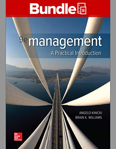 MANAGEMENT:PRACTICAL...(LL)-W/CONNECT   N/A 9781260866605 Front Cover