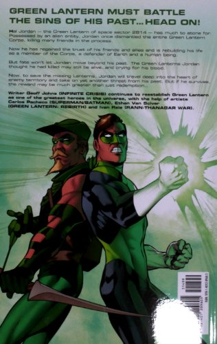 Revenge of the Green Lanterns   2006 (Revised) 9781401209605 Front Cover