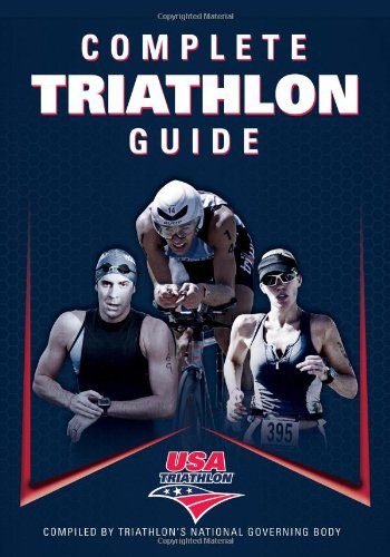 Complete Triathlon Guide   2012 edition cover