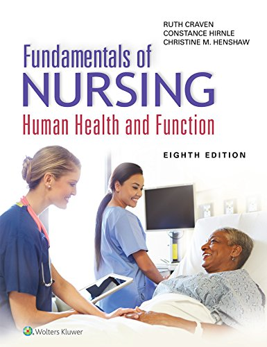 Fundamentals of Nursing  8th 2017 (Revised) 9781469898605 Front Cover