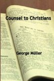 Counsel to Christians  N/A 9781492328605 Front Cover
