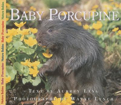 Baby Porcupine   2006 9781550415605 Front Cover