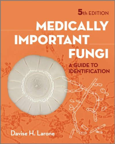Medically Important Fungi  5th 2011 edition cover