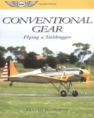 Conventional Gear Flying a Taildragger  2001 9781560274605 Front Cover