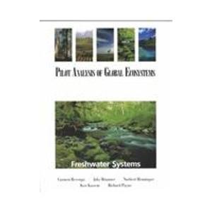 Pilot Analysis of Global Ecosystems Freshwater Systems  2000 9781569734605 Front Cover