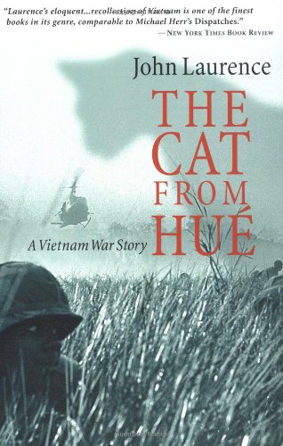 Cat from Hue A Vietnam War Story  2002 edition cover