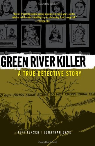 Green River Killer A True Detective Story  2011 edition cover