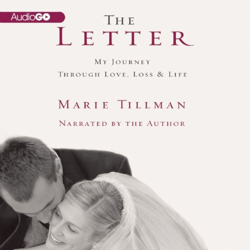 The Letter: My Journey Through Love, Loss, and Life  2012 edition cover