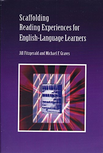 Scaffolded Reading Experiences for English-Language Learners  2003 edition cover