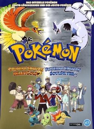 Pokémon HeartGold und SoulSilver Band 1 (Lösungsbuch) Plattformunabhängig artwork