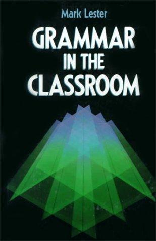 Grammar in the Classroom 1st 1990 edition cover