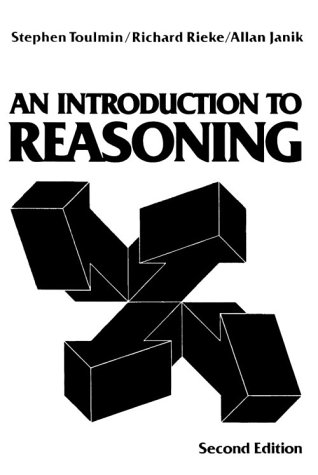 Introduction to Reasoning  2nd 1984 edition cover