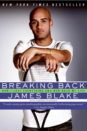 Breaking Back How I Lost Everything and Won Back My Life  2008 9780061560606 Front Cover