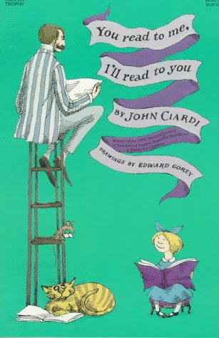 You Read to Me, I'll Read to You   1987 (Reprint) edition cover
