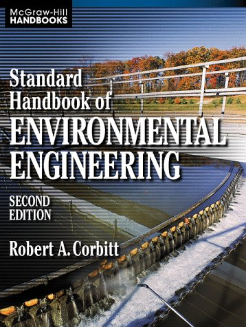 Standard Handbook of Environmental Engineering  2nd 1999 9780070131606 Front Cover