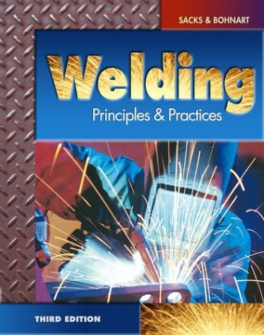Welding Principles and Practices 3rd 2005 edition cover