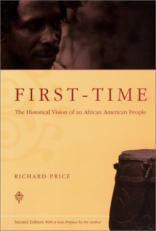 First-Time The Historical Vision of an African American People 2nd 2002 edition cover