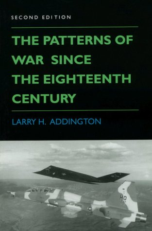 Patterns of War since the Eighteenth Century  2nd 1994 edition cover