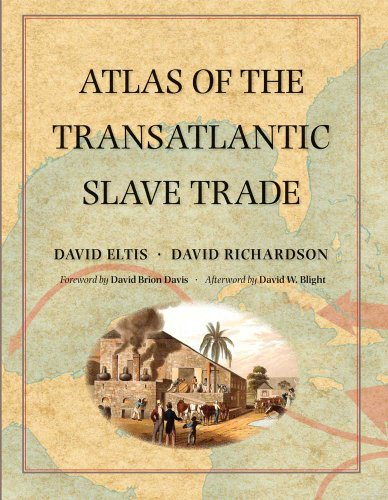 Atlas of the Transatlantic Slave Trade   2011 edition cover