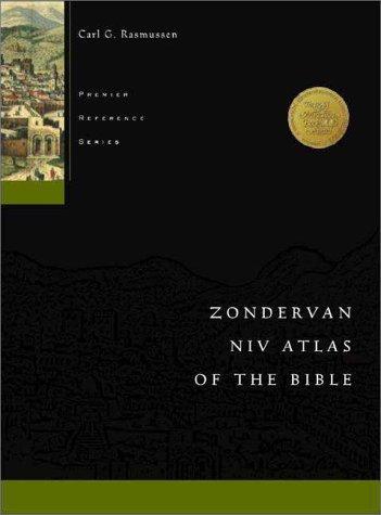 Premier Ref-zond Niv Atlas Bible  1989 edition cover